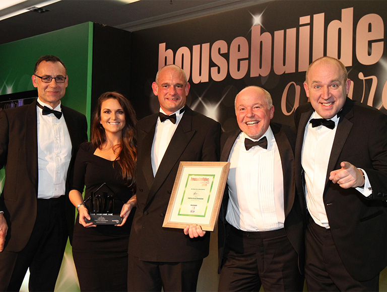 House Builder awards