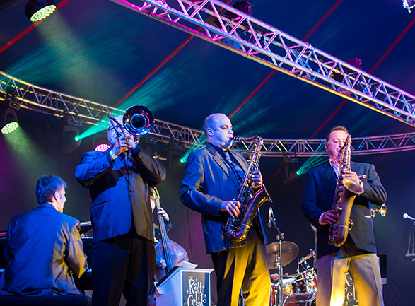 The Ealing Jazz Festival