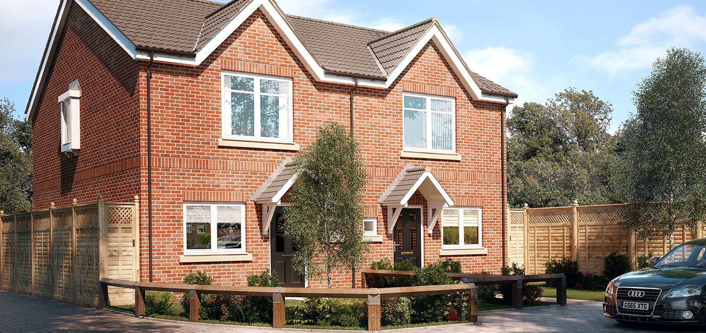 A collection of 2 & 3 bedroom homes in Sunbury-on-Thames, West London