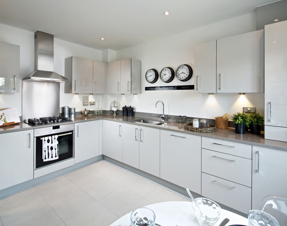 Allen Road specification - Kitchen