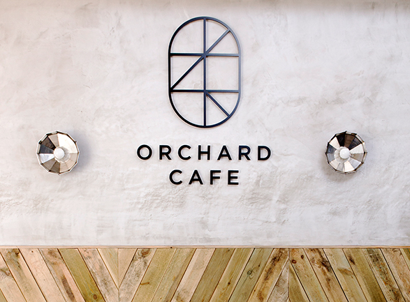 Orchard cafe