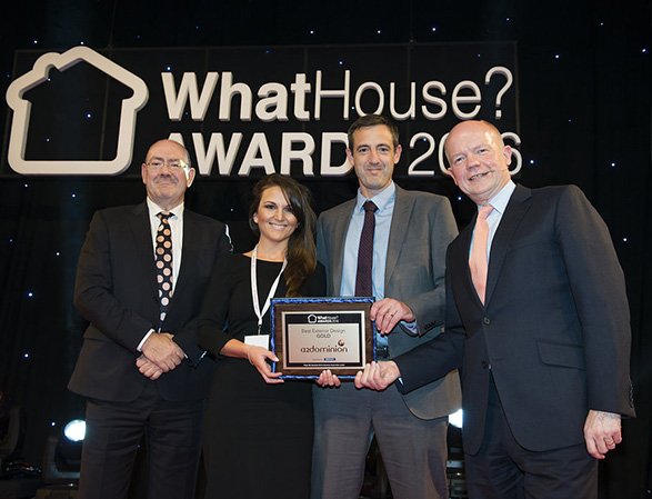 WhatHouse Awards 2016