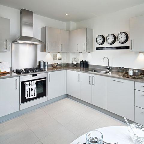 Interior kitchen image