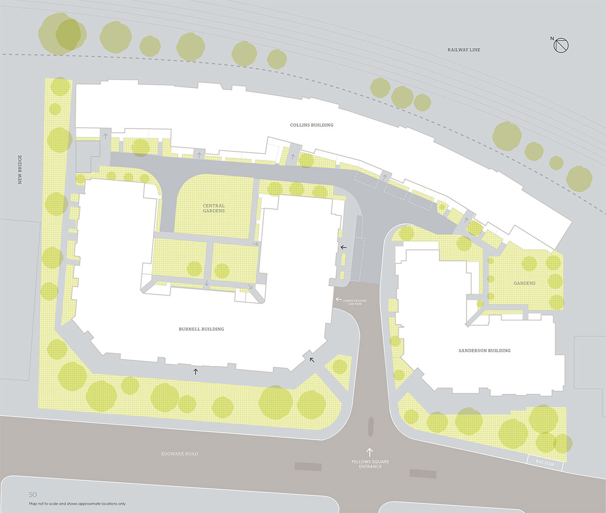 Fellows Square Sitplan
