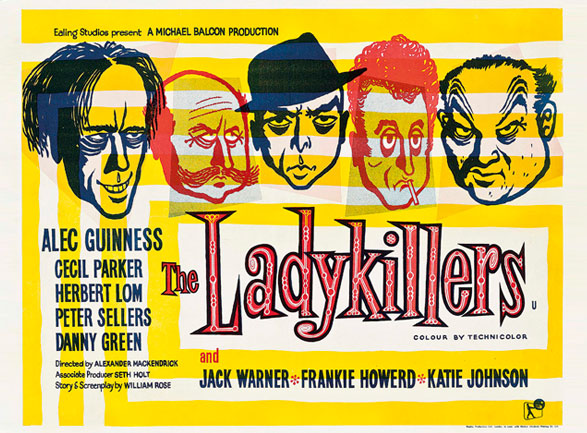 the-ladykillers-1955-poster