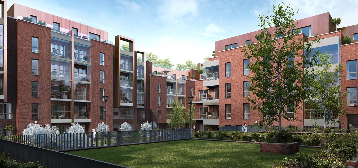 Beautifully crafted 1 & 2 bedroom Shared Ownership apartments