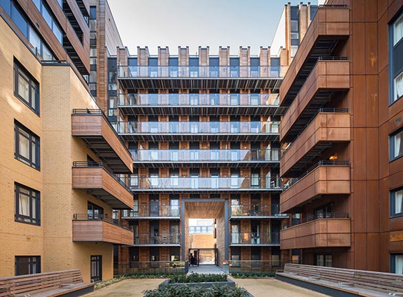 City Wharf wins Best Apartment Building at the Sunday ...