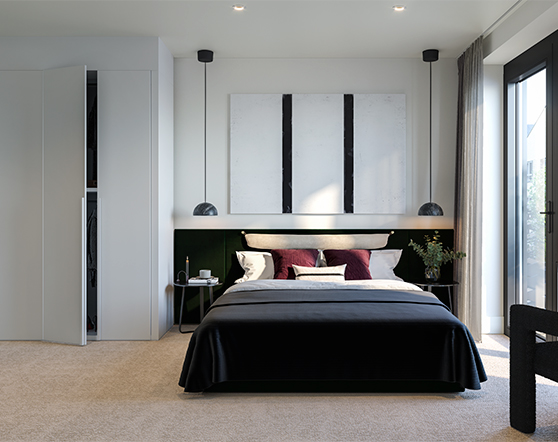 Hanwell Square | Interior Finishes