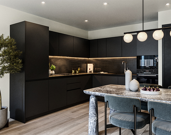 Hanwell Square | Kitchen Specification