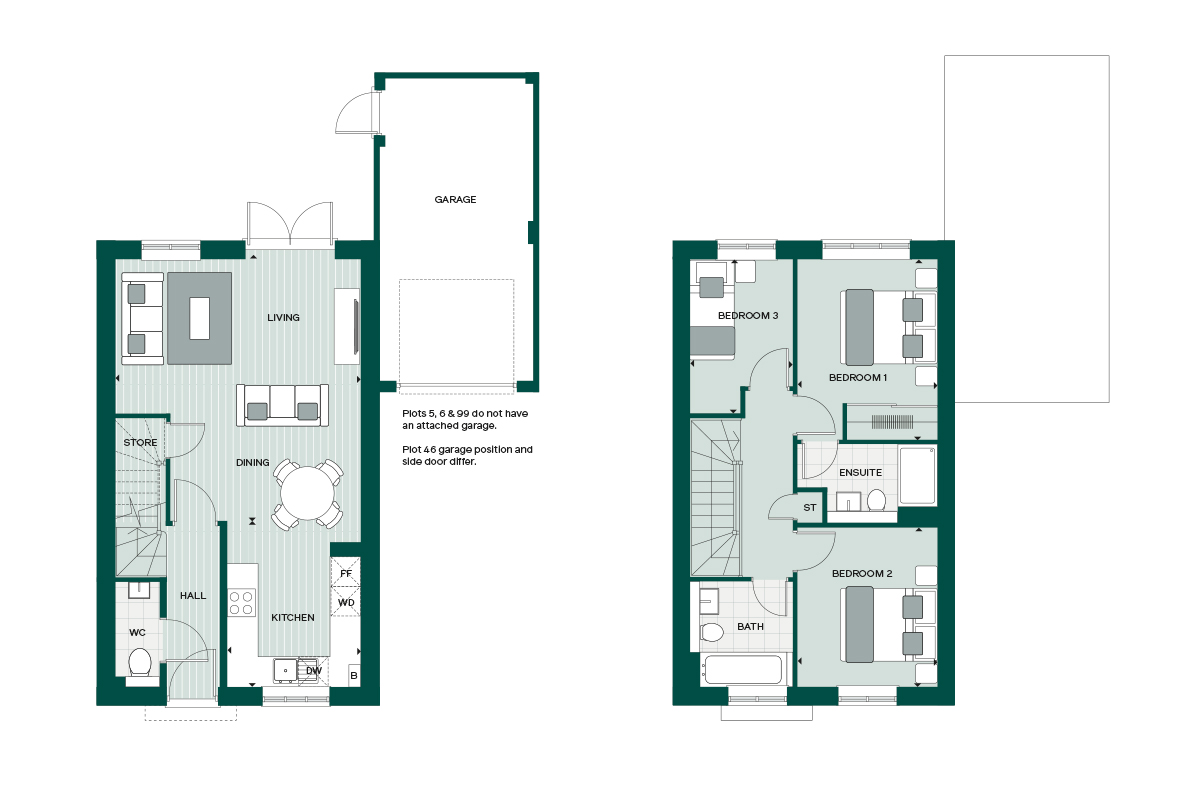 Floorplan for  at Heatherwell Place